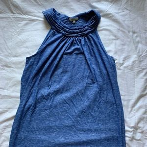 Max Studio Royal Blue Jersey Dress L